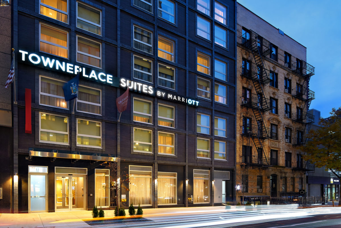 TownePlace Suites New York Manhattan/Times Square exterior
