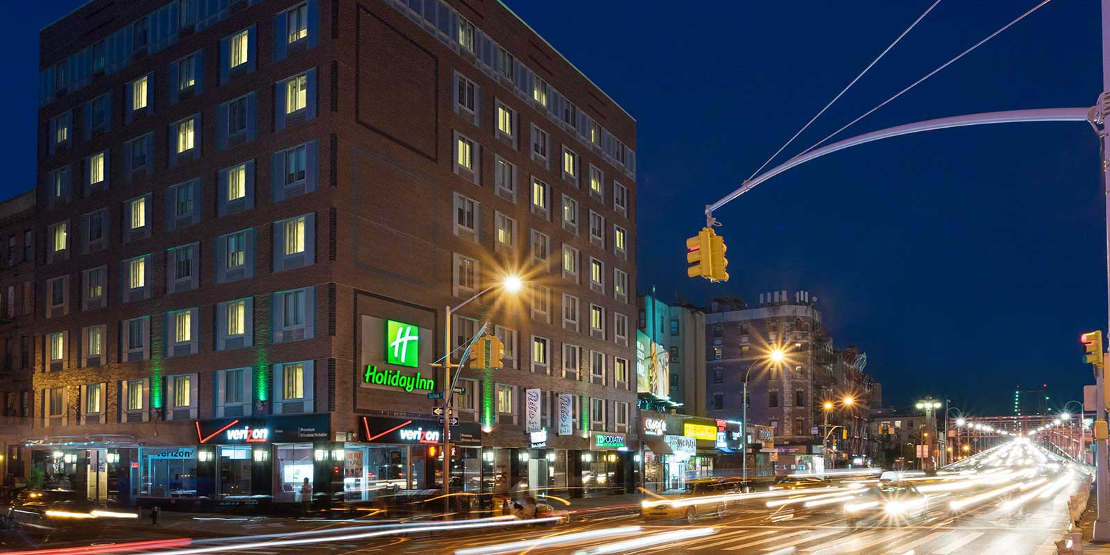 Holiday Inn Nyc Lower East Side M Amp R Hotel Management