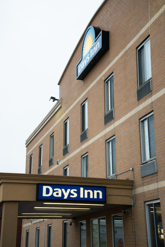 Days Inn by Wyndham Jamaica/JFK Airport exterior daytime