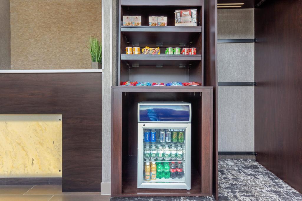 Comfort Inn Prospect Park-Brooklyn drinks and snacks