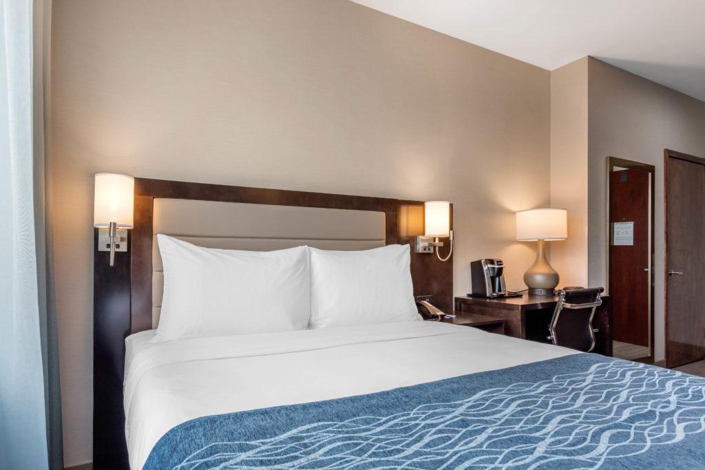 Comfort Inn Prospect Park-Brooklyn guest room