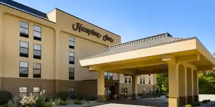Hampton Inn Mount Vernon Illinois Day