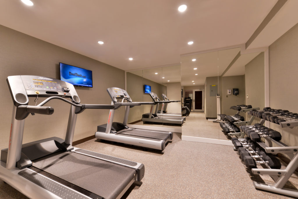 Holiday Inn New York City – Times Square exercise room