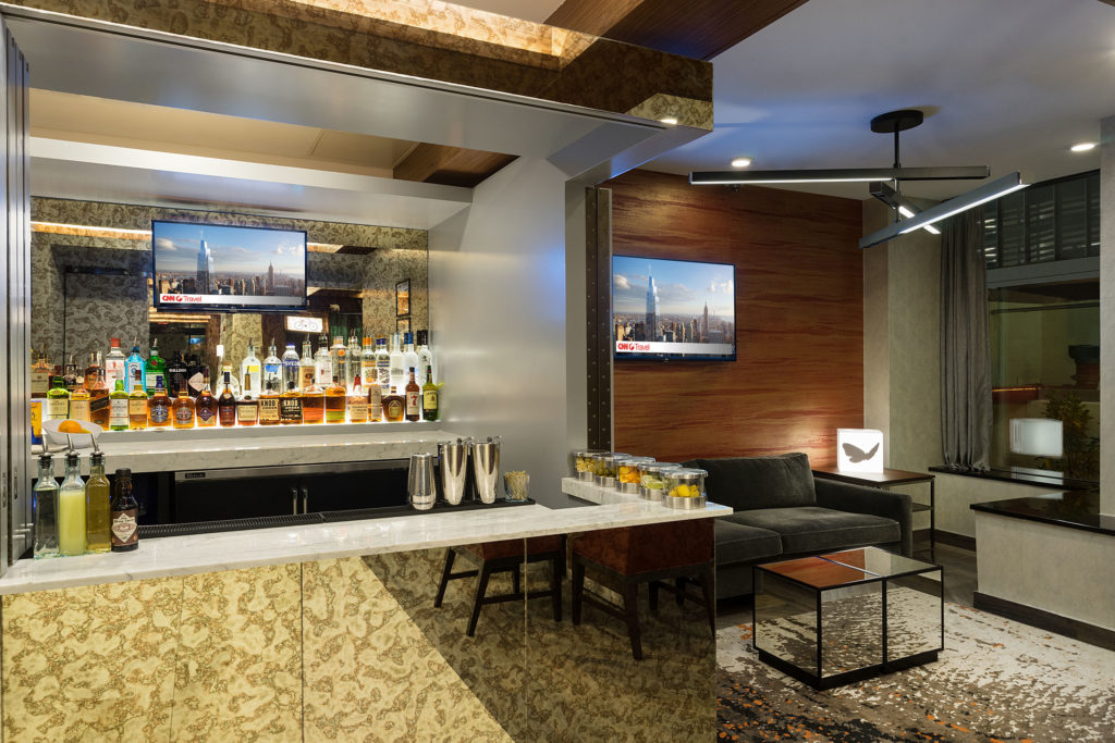 Fairfield Inn & Suites New York Manhattan/Central Park bar