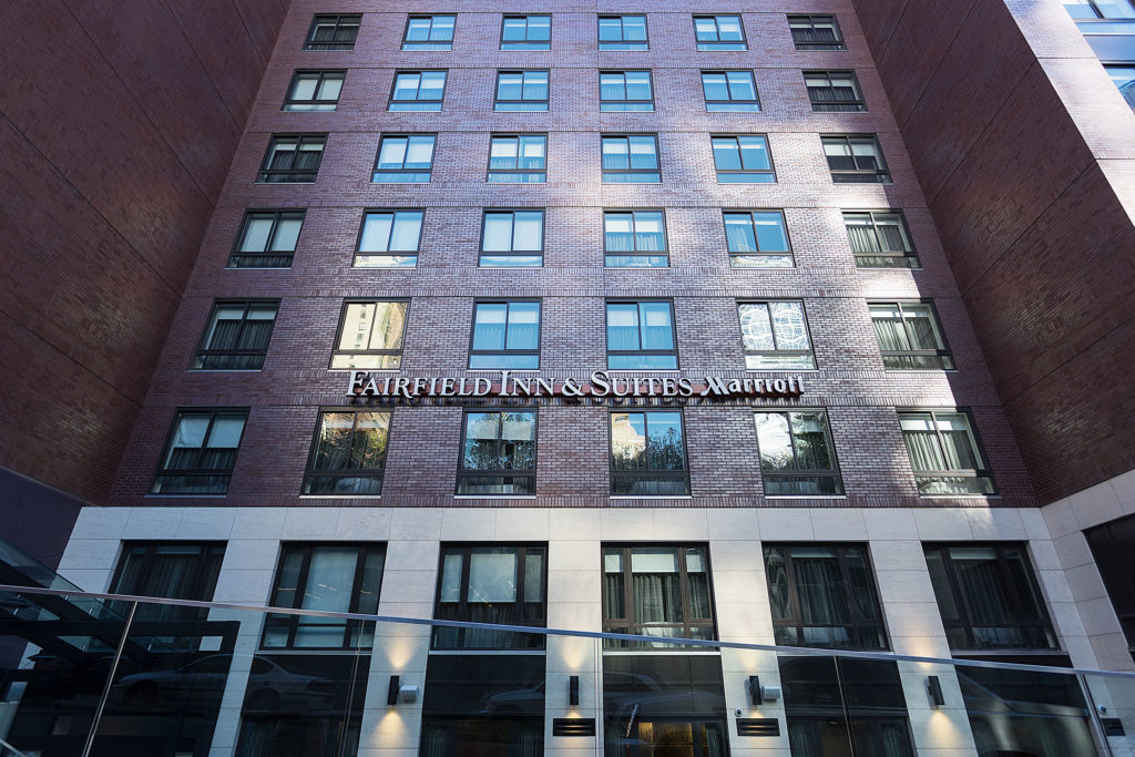 Fairfield Inn & Suites New York Manhattan/Central Park exterior day