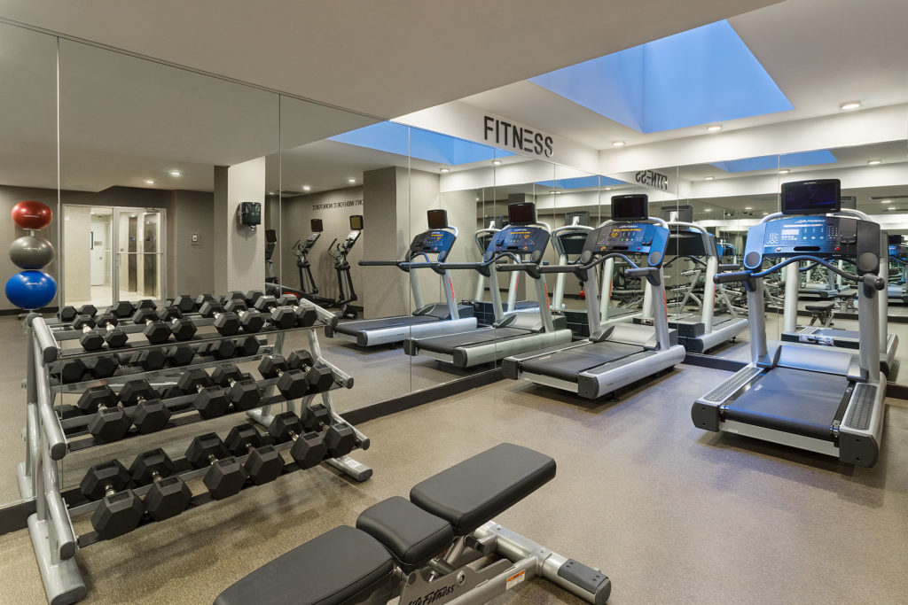 Fairfield Inn & Suites New York Manhattan/Central Park fitness room