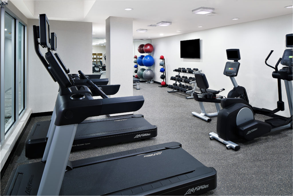TownePlace Suites New York Manhattan/Times Square fitness center