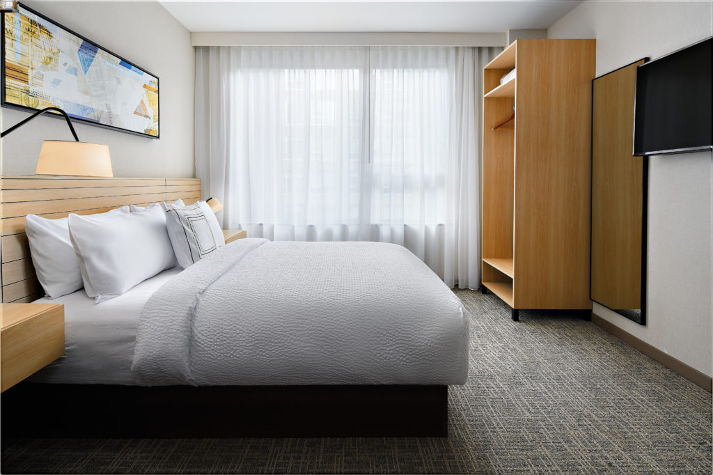 TownePlace Suites New York Manhattan/Times Square queen sofa bed